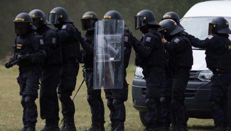 defensa personal policial