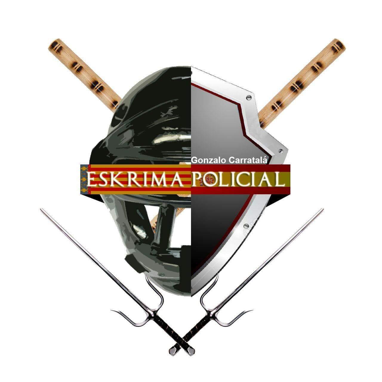 escrima policial valencia