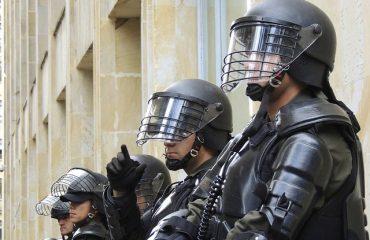 IMPORTANCIA DE LA DEFENSA PERSONAL POLICIAL